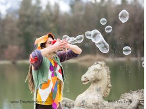 Bubble-Clown