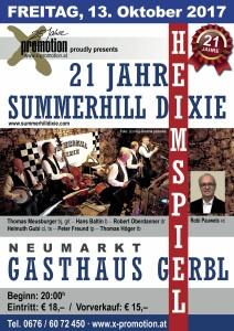 Summerhill Plakat A3 neu