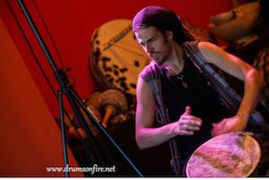 Trommel-DrumsOnFire