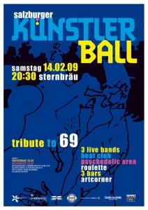 kuenstlerball 2009